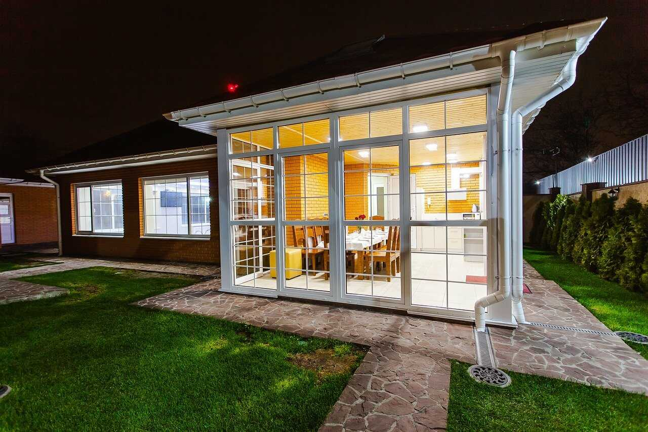 beveiliging veranda